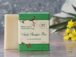 Amla Shampoo Bar