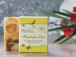 Himalayan Lime Luxury Bath Soap