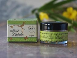 Natural Mint Lipbalm