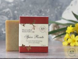 Spice Route Luxury Bath Soap