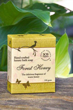 Forest Honey Luxury Bath Soap