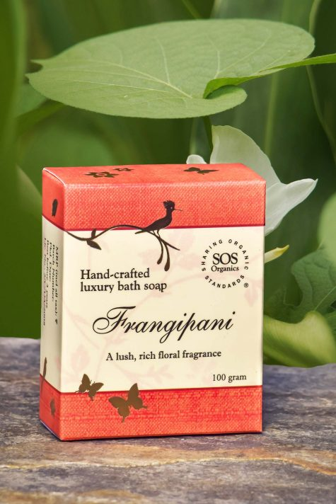 Frangipani Luxury Bath Soap