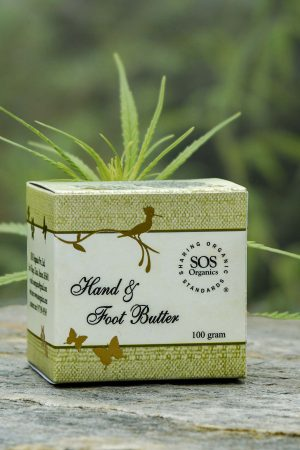 Himalayan Hand & Foot Butter