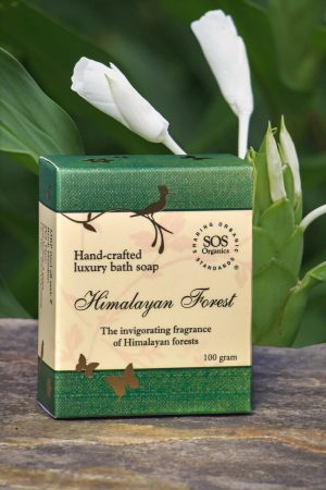 Himalayan Forest Luxury Bath Soap