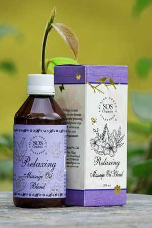 Relaxing massage Oil Blend