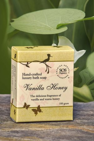 Vanilla Honey Luxury Bath Soap