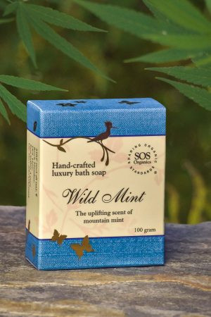 Wild Mint Luxury Bath Soap