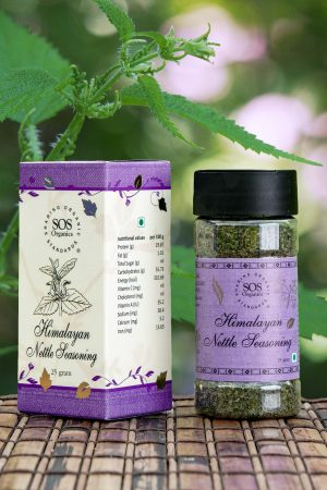 Himalayan Nettle Seasoning