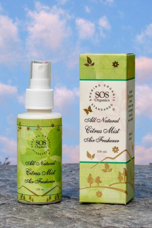 All Natural Citrus Mist Air Freshener
