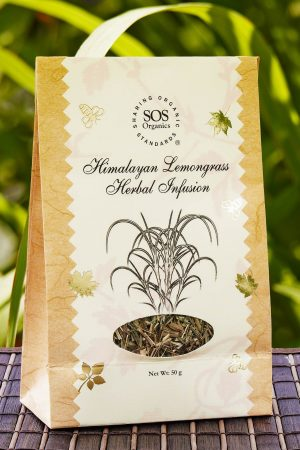 Himalayan Lemongrass Herbal Infusion