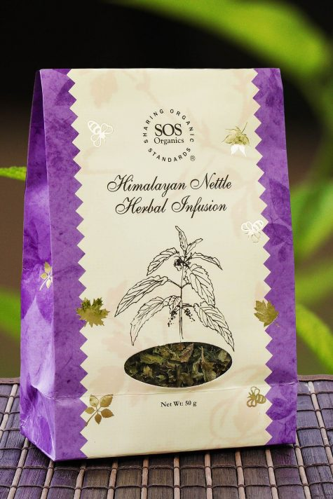 Himalayan Nettle Herbal Infusion