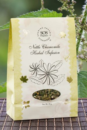 Himalayan Nettle Chamomile Herbal Infusion